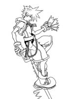 kingdom-hearts-coloring-pages-2