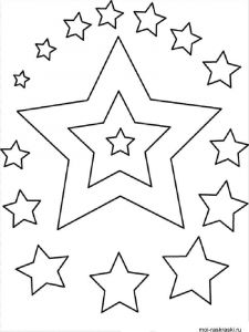star-coloring-pages-9