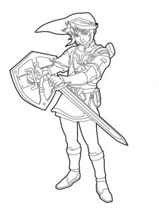zelda-coloring-pages-17