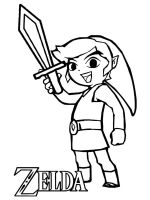 zelda-coloring-pages-19