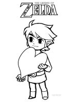 zelda-coloring-pages-23