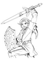 zelda-coloring-pages-3