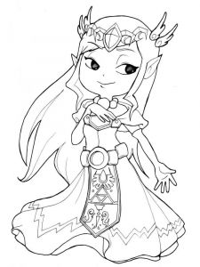 zelda-coloring-pages-4