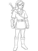 zelda-coloring-pages-5