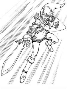 zelda-coloring-pages-6