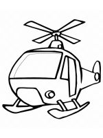 coloring-pages-Helicopters-1