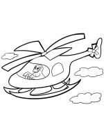 coloring-pages-Helicopters-10