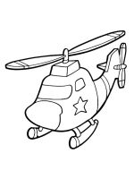 coloring-pages-Helicopters-4