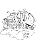 coloring-pages-Oil-Tank-Truck-1
