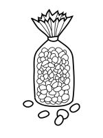 Vegetables-Beans-coloring-page-8