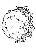 Vegetables-Cauliflower-coloring-page-2