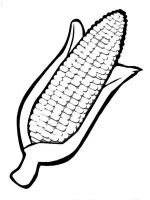 Vegetables-Corn-coloring-page-4