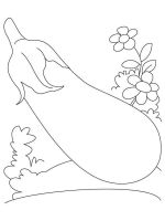 Vegetables-Eggplant-coloring-page-3