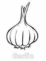 Vegetables-Garlic-coloring-page-3