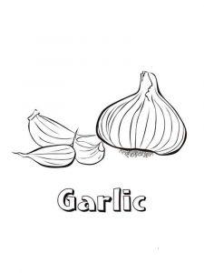 Vegetables-Garlic-coloring-page-6