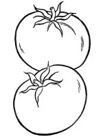 Vegetables-Tomato-coloring-page-1