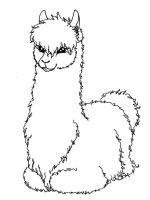 Alpaca-coloring-pages-10
