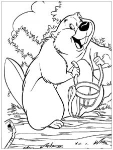 Beaver-animal-coloring-pages-336