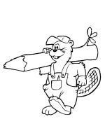 coloring-pages-Beaver-16