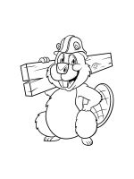 coloring-pages-Beaver-6