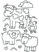 Farm-Animal-coloring-pages-9