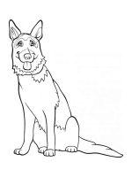 German-Shepherd-coloring-pages-10