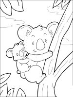 Koala-coloring-pages-7
