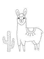Llama-coloring-pages-7