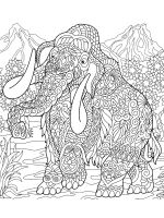 Mammoth-coloring-pages-16