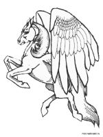 Pegasus-coloring-pages-4