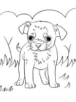 Puppy-coloring-pages-7