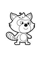 Raccoon-coloring-pages-11