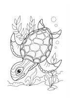Sea-Turtle-coloring-pages-3