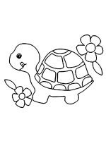 Tortoise-coloring-pages-5