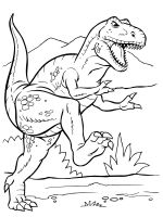 Tyrannosaurus-coloring-pages-2