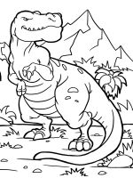 Tyrannosaurus-coloring-pages-5