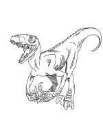 Velociraptor-coloring-pages-13