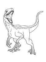 Velociraptor-coloring-pages-8