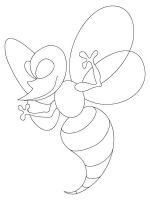 Wasp-coloring-pages-2