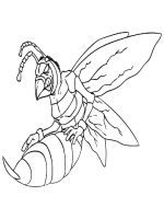 Wasp-coloring-pages-9
