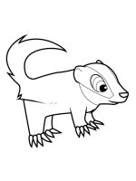 badger-coloring-pages-13
