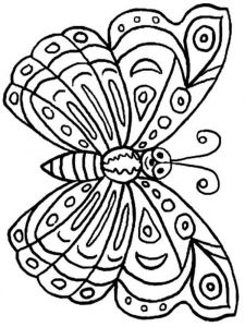 coloring-pages-animals-butterfly-14