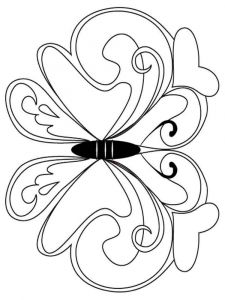 coloring-pages-animals-butterfly-23