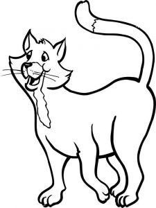 coloring-pages-animals-cats-34