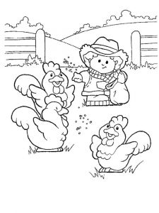 coloring-pages-animals-cock-3