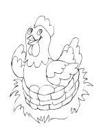 coloring-pages-animals-cock-8