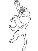 cougar-coloring-pages-1