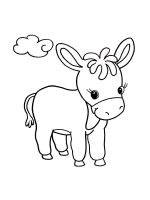 donkey-coloring-pages-15