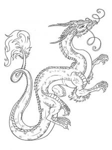 coloring-pages-animals-dragon-3