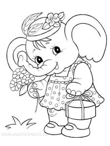 coloring-pages-animals-elephant-17